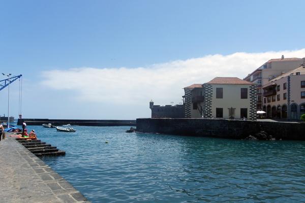 Casa de la Aduana in Puerto de la Cruz