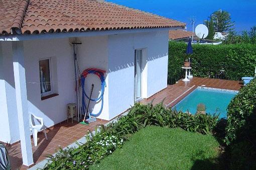 Villa in La Orotava mit privatem Pool und Garten