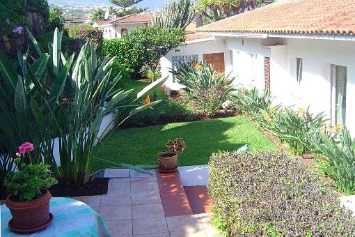 Villa La Orotava: Villa in La Orotava mit privatem Pool und Garten ...