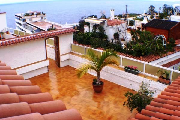 Appartement in Los Realejos mit 3 Schlafzimmern und Meerblick