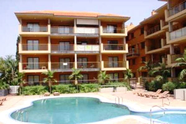 Duplex in Puerto de la Cruz mit Pool