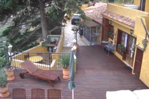 Terrasse und Grillbereich