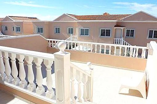 Rustikal eingerichtete Wohnung in Torviscas Alto