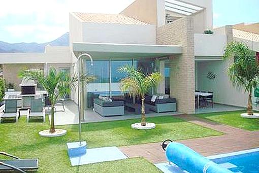 villa teneriffa kaufen villen von porta tenerife. Black Bedroom Furniture Sets. Home Design Ideas