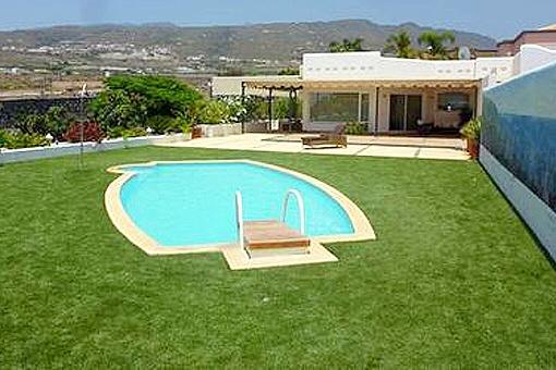 Der erfrischende Pool
