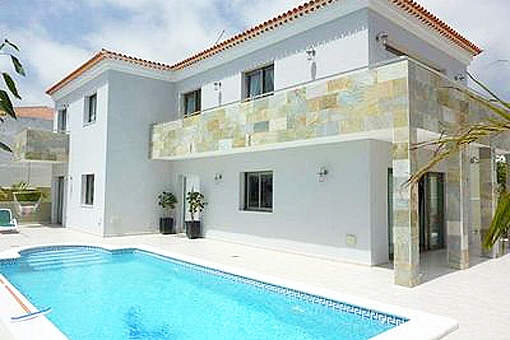 El Picon-Villa mit Pool in Callao Salvaje