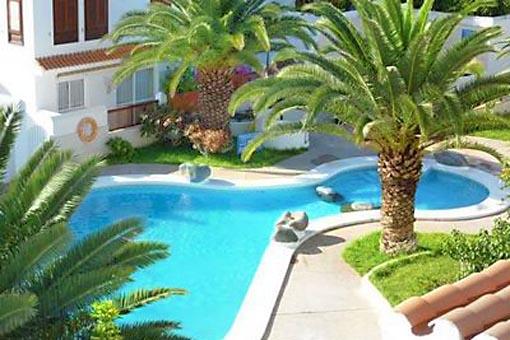 Villa in La Caleta