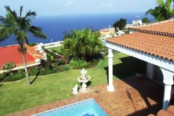 Villa mit unglaublichem Ausblick