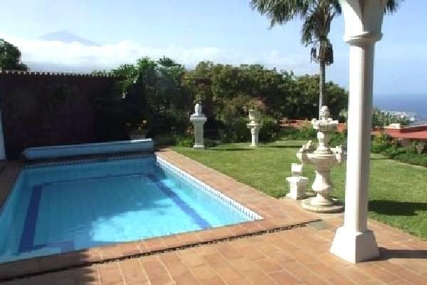 Pool - Terrasse - Garten