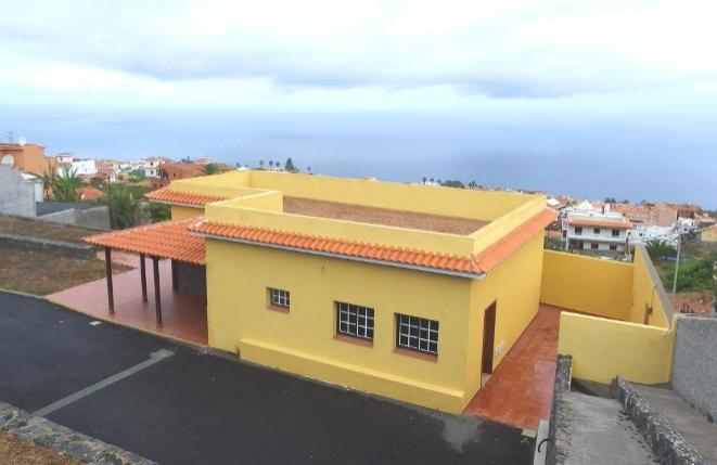 Günstige Finca mit großem Grundstück in bester Meerblicklage von El Sauzal
