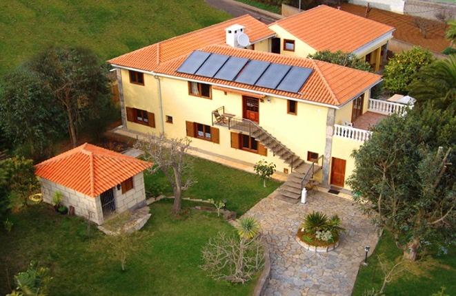 Gelegenheit: Finca auf Teneriffa mit großem Gästehaus und Schwimmbad