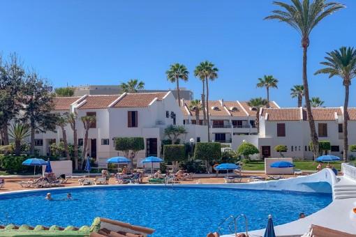 Gepflegtes Apartment mit grosser Terrasse in bester Lage von Playa las Americas