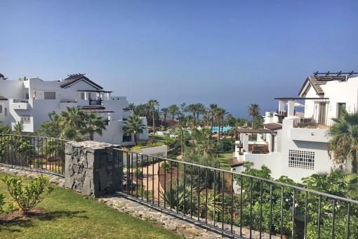 Luxuriöses Apartment mit 2 Schlafzimmern in Abama
