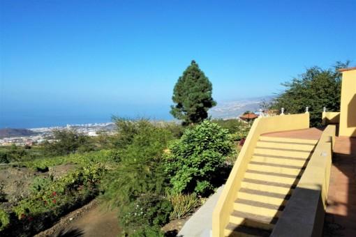 Großzügiges Anwesen mit 2 Häusern mitten in der Natur im Valle La Orotava