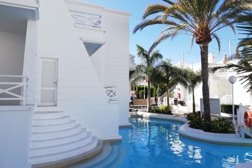 2-Zimmer-Wohnung in der Anlage Lagos de Fañabe Beach Resort, Adeje