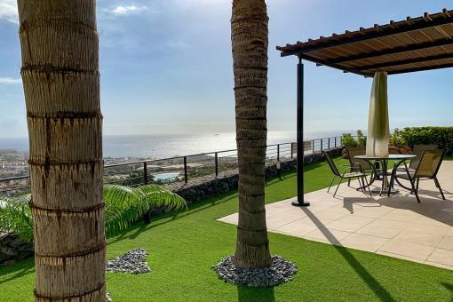 Fantastische Luxusvilla mit herrlichem Blick in Costa Adeje