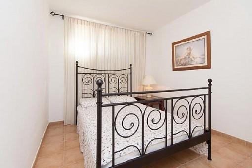 Die Villa bietet 3 Schlafzimmer