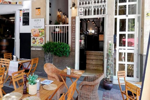 Einzigartiges Café in Adeje Casco Teneriffa Süd (22.000,- € Übernahme)
