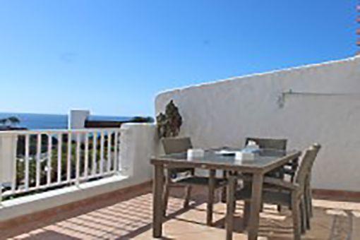 Tolles Apartment mit Meerblick in Playa Paraiso