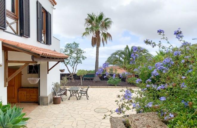 Wunderbare Villa mit Finca, beheiztem Pool und unglaublicher Aussicht auf Teneriffa Süd -