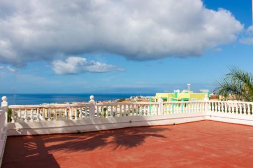 Freistehende Villa mit Pool in Madroñal - Costa Adeje
