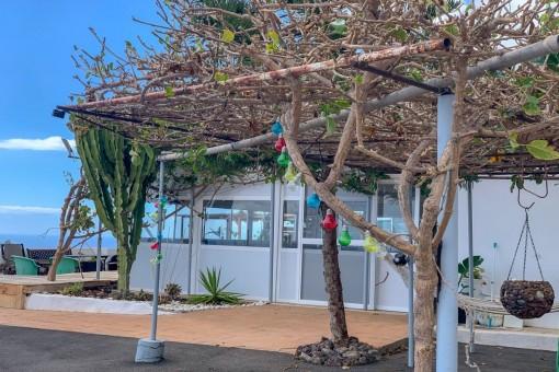 Landhaus mit Meerblick in bester Lage zwischen Playa San Juan und Guia de Isora