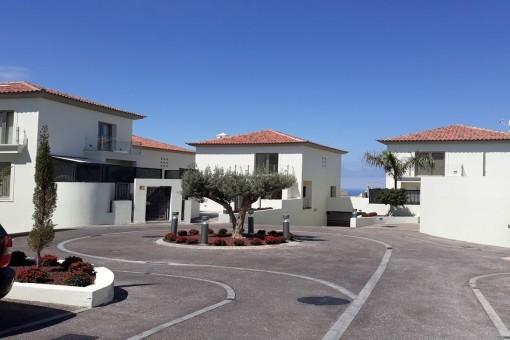 Modern newly built villa in Chayofa