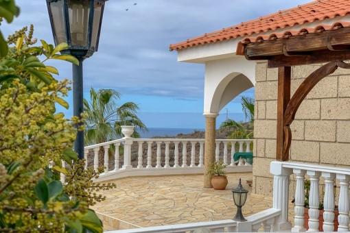 Schöne Villa mit herrlicher Aussicht in einer ruhigen Umgebung, Alcalá