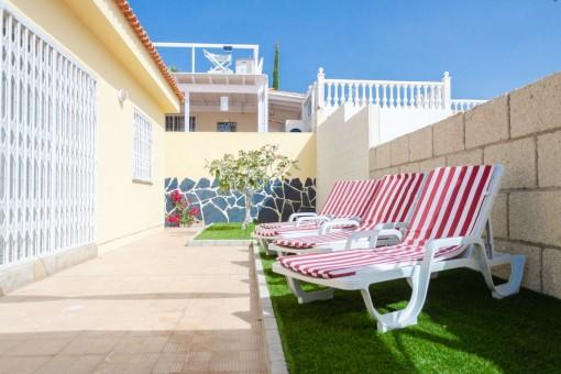 Villa mit Meerblick in Sueño Azul, Callao Salvaje