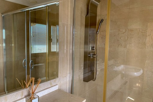 Edles Badezimmer