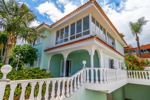 Reizende Villa in Durazno, La Orotava