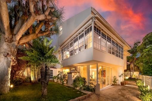 Villa mit beeindruckender Aussicht im Norden Teneriffas - El Sauzal