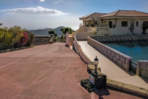 San Miguel de Abona liegt an der Südküste von Teneriffa
