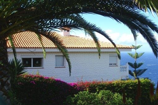 Charmante Villa mit vielen Extras in El Sauzal