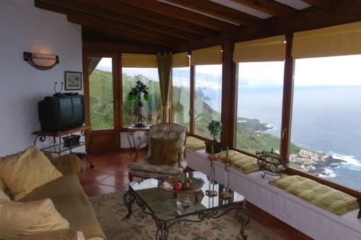 Stilvolle Villa in La Matanza in erster Meereslinie