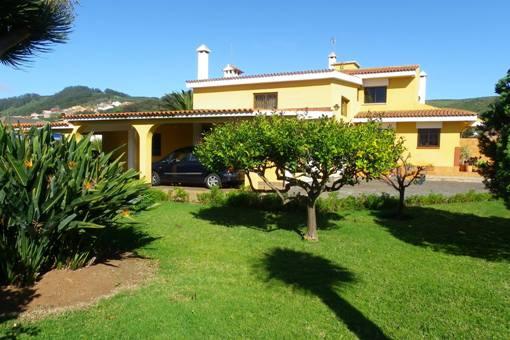 Großzügige Villa in ruhiger begehrter Lage von La Laguna