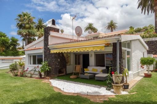 Schönes Haus mit Garten in ruhiger Lage von La Victoria