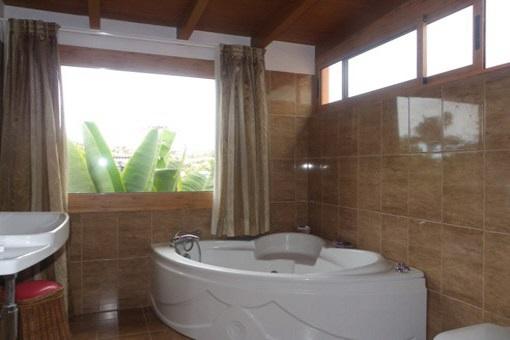 Entspannung pur im Badezimmer