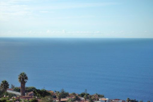 Traumhafter Blick auf den Atlantik