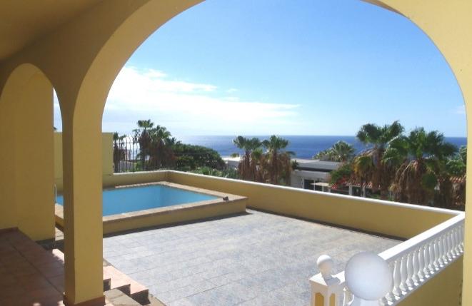 Schönes Chalet mit Pool, Meerblick und viel Privatatmosphäre in Tabaiba Baja