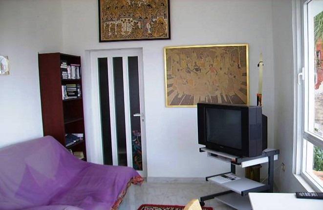 Eines der weiteren Zimmer