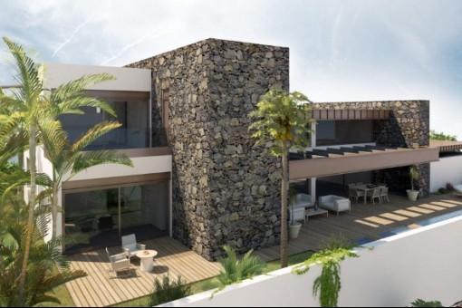 Villa mit viel Stil und Qualität