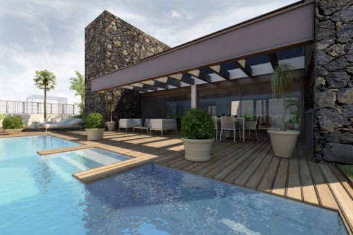 Villa in Mesa del Mar zum Kauf