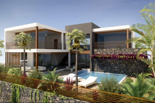 Exclusives Hausprojekt