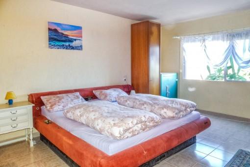 la palmita la victoria de acentejo g nstige immobilie mit garage und garten auf teneriffa kaufen. Black Bedroom Furniture Sets. Home Design Ideas