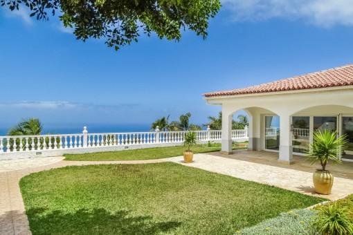 Hochwertige Villa mit 5 Schlafzimmern, Teide-...