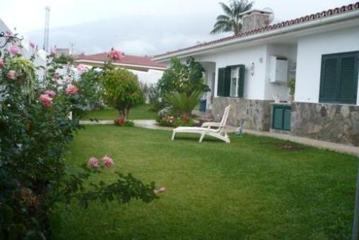 Villa mit Garten in ruhiger Wohnlage von La Orotava