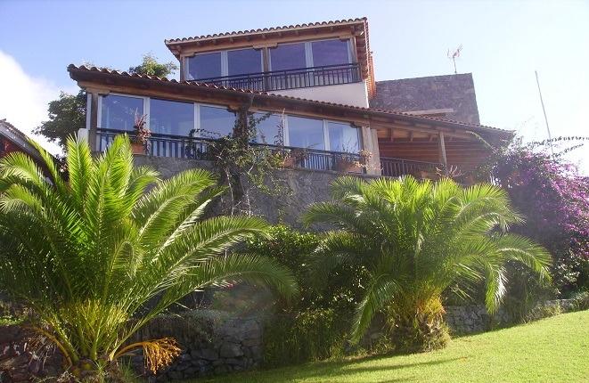 Zum Kaufen in Acojeja: Villa mit atemberaubendem Panoramablick