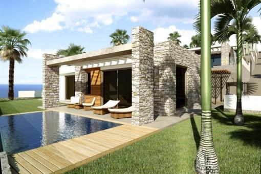 4 Schlafzimmer Villa