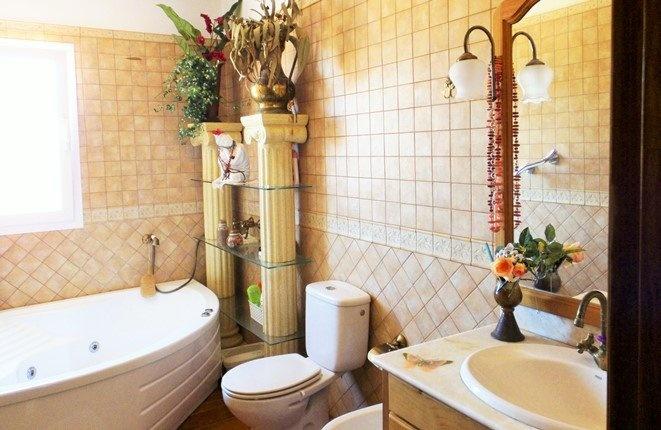 Hochwertiges, exklusives Badezimmer